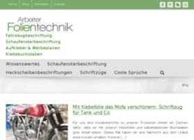 blog.folien-arbeiter.de