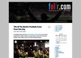 blog.follr.com