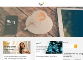 blog.fon.com