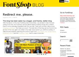 blog.fontshop.com