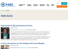 blog.foodallergy.org