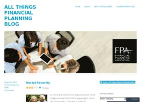 blog.fpaforfinancialplanning.org