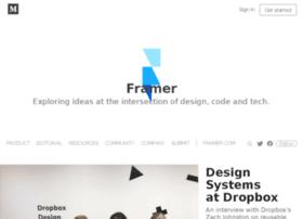 blog.framerjs.com