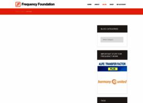 blog.frequencyfoundation.com