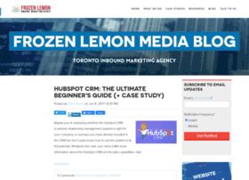 blog.frozenlemonmedia.com