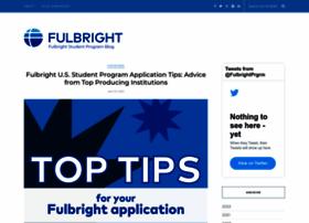 blog.fulbrightonline.org