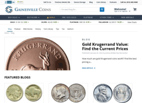 blog.gainesvillecoins.com