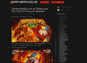 blog.gambrinous.com