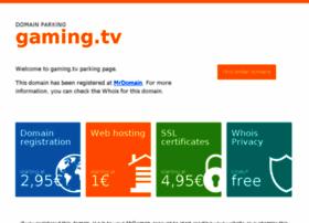 blog.gaming.tv