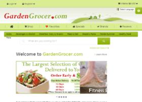 blog.gardengrocer.com