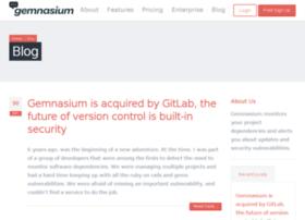 blog.gemnasium.com