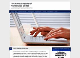 blog.genealogicalstudies.com