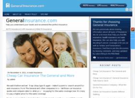 blog.generalinsurance.com