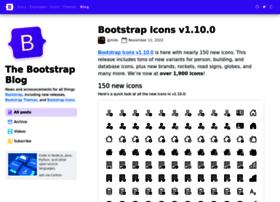 blog.getbootstrap.com