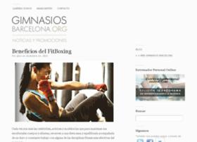 blog.gimnasiosbarcelona.org