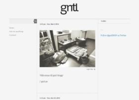 blog.gntl.se