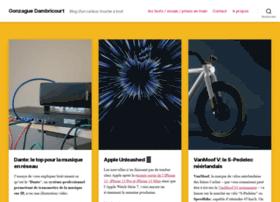 blog.gonzaguedambricourt.com