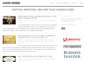 blog.goodsense.io
