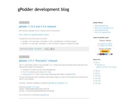 blog.gpodder.org
