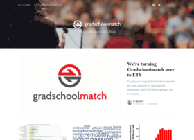 blog.gradschoolmatch.com