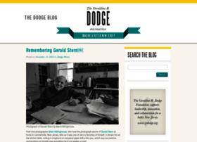 blog.grdodge.org