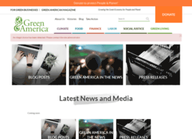 blog.greenamerica.org