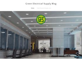 blog.greenelectricalsupply.com
