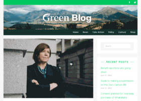 blog.greens.org.nz
