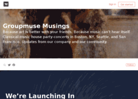 blog.groupmuse.com
