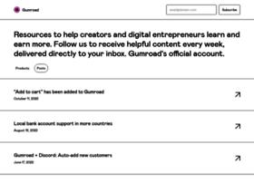 blog.gumroad.com