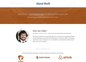 blog.handbuilt.co