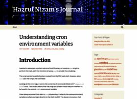 blog.hazrulnizam.com