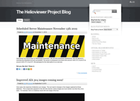 blog.helioviewer.org