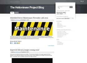 blog.helioviewer.org