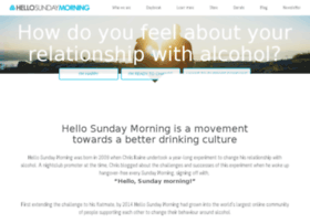 blog.hellosundaymorning.org