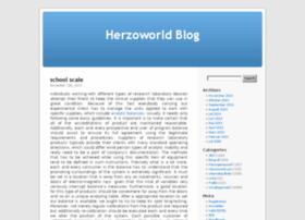 blog.herzoworld.com