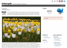 blog.himbeergelb.de