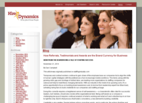 blog.hiredynamics.com
