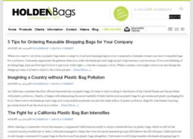 blog.holdenbags.com