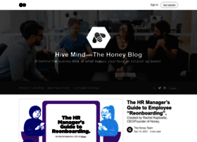 blog.honey.is