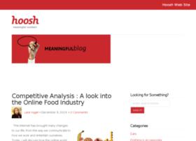 blog.hoosh.com
