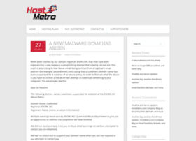 blog.hostmetro.com