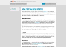 blog.html5test.com