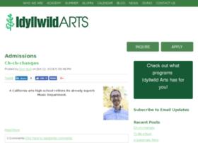 blog.idyllwildarts.org