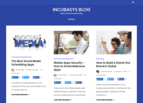 blog.incubasys.com