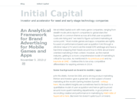 blog.initialcapital.com