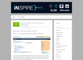 blog.inspirehep.net