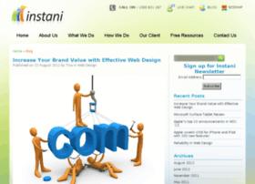 blog.instani.com