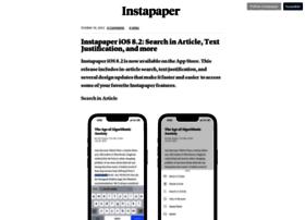 blog.instapaper.com
