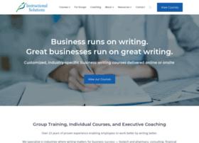 blog.instructionalsolutions.com